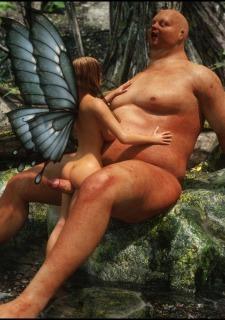 Blackadder- Beauty And The Beast image 16