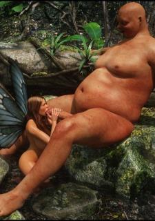 Blackadder- Beauty And The Beast image 19
