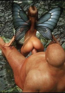 Blackadder- Beauty And The Beast image 27