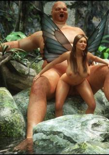 Blackadder- Beauty And The Beast image 28
