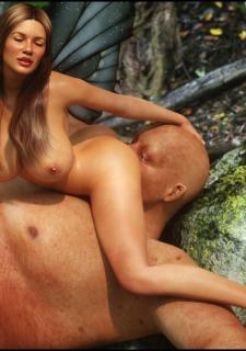 Blackadder- Beauty And The Beast image 32