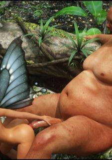 Blackadder- Beauty And The Beast image 46