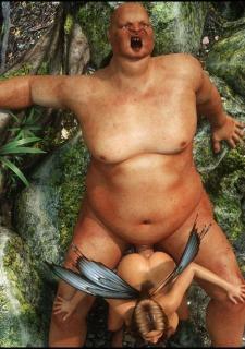 Blackadder- Beauty And The Beast image 49
