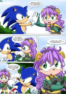 Betrayal- Sonic the Hedgehog-Palcomix image 6