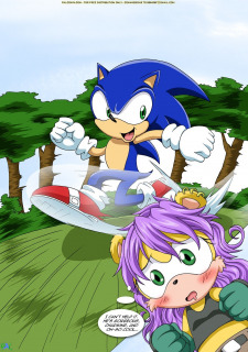 Betrayal- Sonic the Hedgehog-Palcomix image 7
