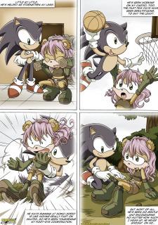 Betrayal- Sonic the Hedgehog-Palcomix image 8
