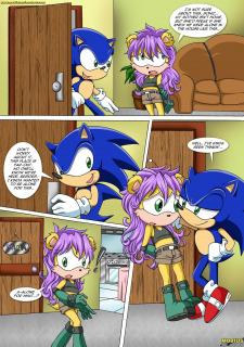 Betrayal- Sonic the Hedgehog-Palcomix image 10