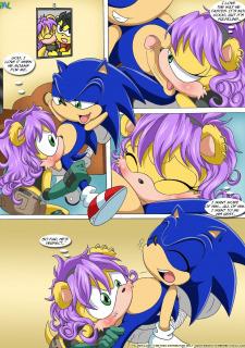 Betrayal- Sonic the Hedgehog-Palcomix image 16