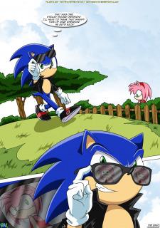 Betrayal- Sonic the Hedgehog-Palcomix porn comics 8 muses