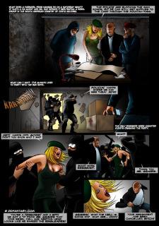 Betrayed Secret Agent image 05