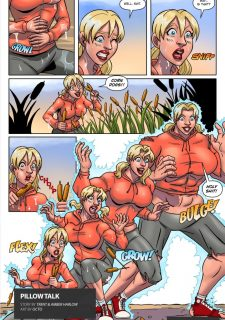 Better and Better 2- Muscle Fan porn comics 8 muses