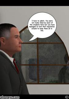 Big Ass3D Teachers-The Tutor 2- Duke Honey image 03