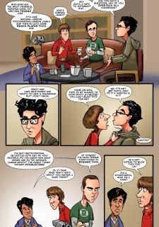 The big gang bang Theory image 5