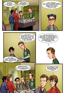The big gang bang Theory image 7