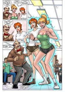 Big Girls-Scavenger Hunt image 06