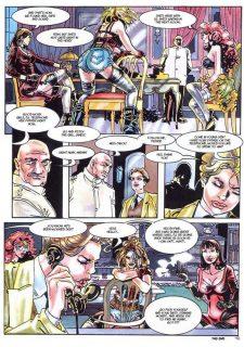 Night Angels 1 porn comics 8 muses
