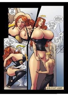 Bigger Better Clones- ZZZ porn comics 8 muses