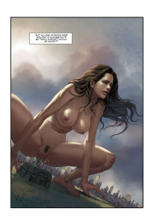 The Biggest Strip 3- GiantessFan image 10
