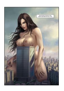 The Biggest Strip 3- GiantessFan image 11