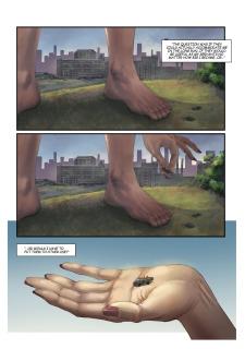 The Biggest Strip 3- GiantessFan image 13