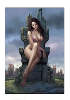 The Biggest Strip 3- GiantessFan image 16