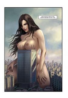 The Biggest Strip 3- GiantessFan image 20