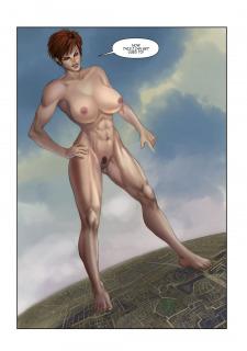 The Biggest Strip 4- GiantessFan image 18