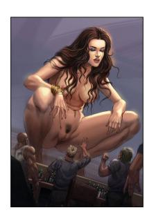 The Biggest Strip- Giantessfan image 07