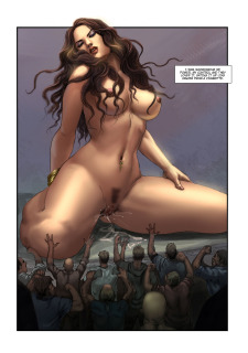 The Biggest Strip- Giantessfan image 08