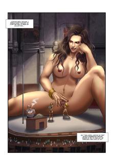 The Biggest Strip- Giantessfan image 10