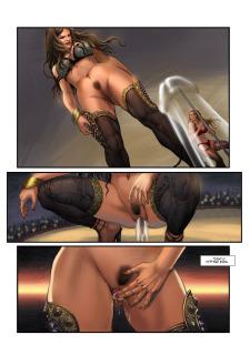 The Biggest Strip- Giantessfan image 12