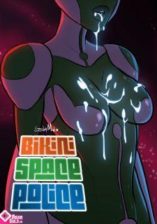 Bikini Space Police porn comics 8 muses