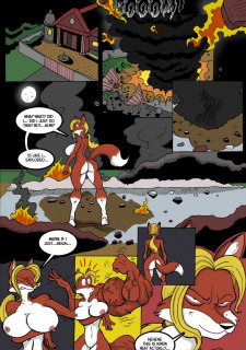 Explosive Vixen: Birth of BoomFox image 05