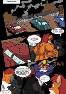 Explosive Vixen: Birth of BoomFox image 08