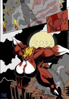 Explosive Vixen: Birth of BoomFox image 15