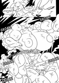 Explosive Vixen: Birth of BoomFox image 26