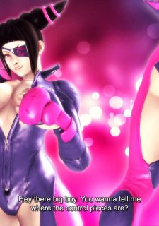 Street Fighter- Fucking with Juri image 3
