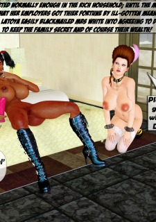 Black Candy- Topsy Turvay Relation,UncleSickey image 02