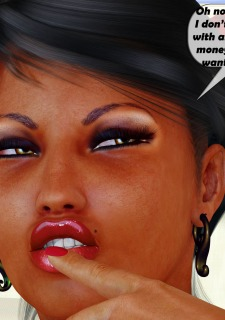 Black Candy- Topsy Turvay Relation,UncleSickey image 03