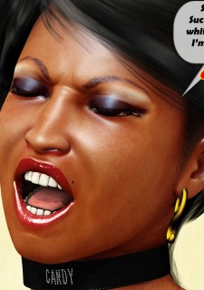 Black Candy- Topsy Turvay Relation,UncleSickey image 24