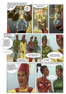 [ldg69] Black Empire New Sirte Vol.1-2 image 07