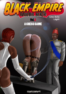 [ldg69] Black Empire New Sirte Vol.1-2 image 13