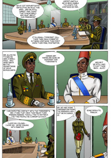 [ldg69] Black Empire New Sirte Vol.1-2 image 14