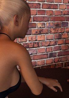 Black Takes White 2- Honeymoon Part 1 image 36