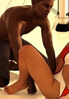 Black Takes White 2- Honeymoon Part 1 image 50