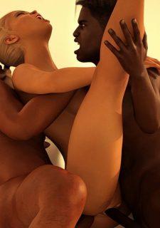 Black Takes White 2- Honeymoon Part 1 image 62