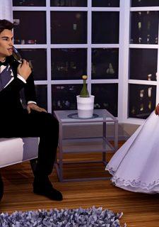 Black Takes White- The Wedding Present image 3