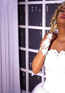 Black Takes White- The Wedding Present image 15