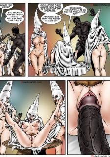 Dixie Sluts- BlacknWhite image 08