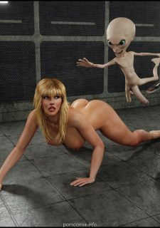 Blackadder-Alien Attack image 12